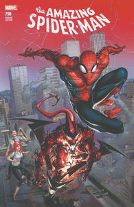 AMAZING SPIDER-MAN #798 CLAYTON CRAIN LOGO EXCLUSIVE VARIANT 1st RED GOBLIN