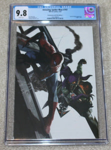 AMAZING SPIDER-MAN 797 CGC 9.8 GABRIELLE DELL OTTO VIRGIN VARIANT-C RED GOBLIN