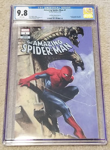 AMAZING SPIDER-MAN #1 CGC 9.8 DELL OTTO COMICXPOSURE VARIANT 1st KINDRED