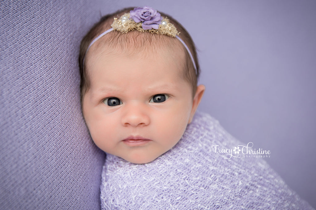 Two-Toned Stretch Knit Wraps - Newborn Photo Props - Shop for Newborn Photo Props Online - Tiny Tot Prop Shop