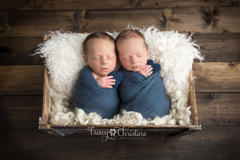 Soft Knit Wraps - Newborn Photo Props Canada - Popular Stretch Knit Wraps - Tiny Tot Prop Shop