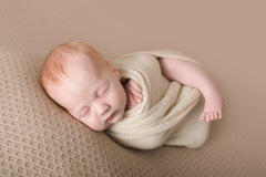 stretch knit wraps - newborn photo props - tiny tot prop shop - dream knit wraps
