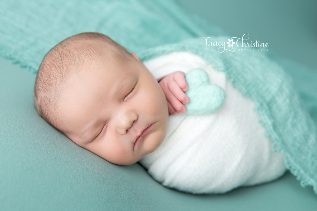 Tiny Tot Prop Shop - Newborn Photo Props Canada - Canadian Photography Props - Textured Fringe Layer