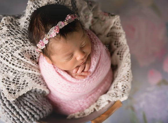 Stretch Knit Wraps - Tiny Tot Prop Shop - Newborn Photo Props Canada