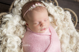 Newborn Photo Props Canada - Tiny Tot Prop Shop - Stretch Knit Wraps