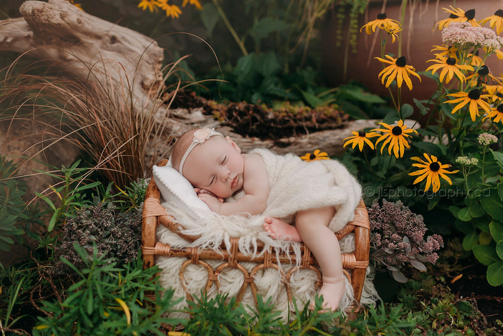 Bamboo Beds - Newborn Photo Props - Shop for Newborn Photo Props Online - Tiny Tot Prop Shop