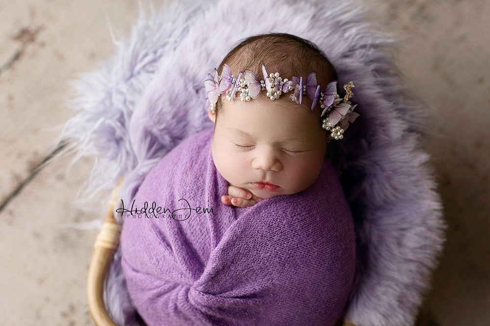 Bamboo Baskets (PRE-ORDER) - Newborn Photo Props - Shop for Newborn Photo Props Online - Tiny Tot Prop Shop