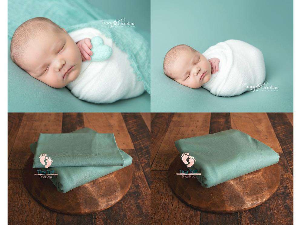 Julep Jersey Knit Fabric Sets - Newborn Photo Props - Shop for Newborn Photo Props Online - Tiny Tot Prop Shop