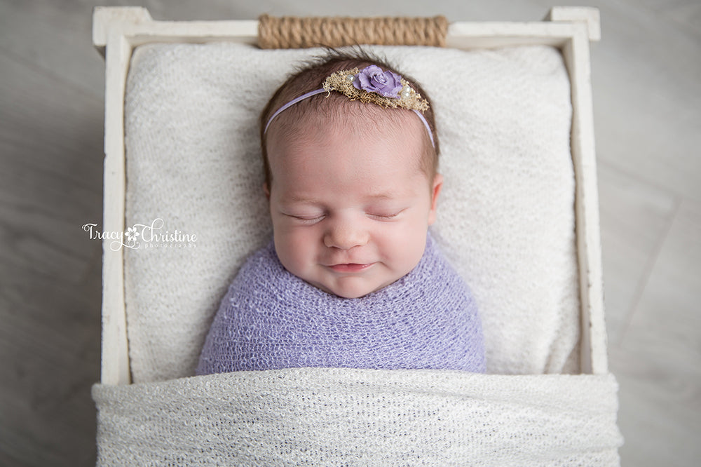 Original Stretch Knit Wraps - Soft Stretchy Wraps - Newborn Photography  - Newborn Photo Props Canada - Tiny Tot Prop Shop - Canadian Photography Props - Rayon Knit Wraps - Cheesecloth Wraps