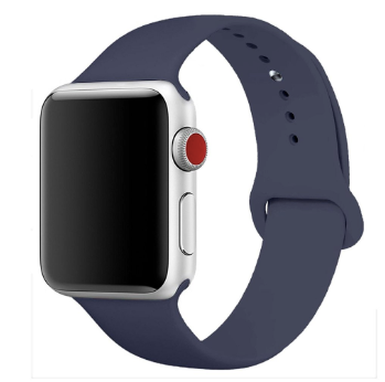 Silicone Replacement  Band For Apple Watch