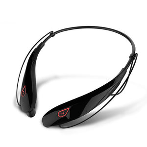 Bluetooth Headset - With Retractable Earbud