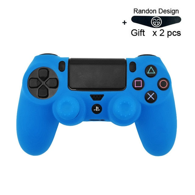 Silicone Controller Cover For PS4