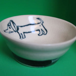 Sausage Dog Bowl Small