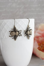 Load image into Gallery viewer, Big Bee Earrings