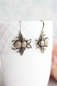 Big Bee Earrings