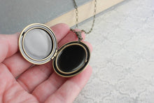 Load image into Gallery viewer, Robin Locket Necklace