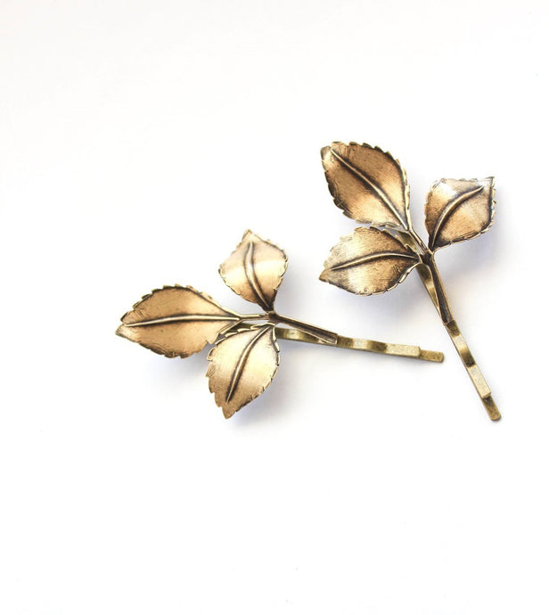 Branch Bobby Pins - (2 pins)