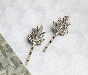 Branch Bobby Pins