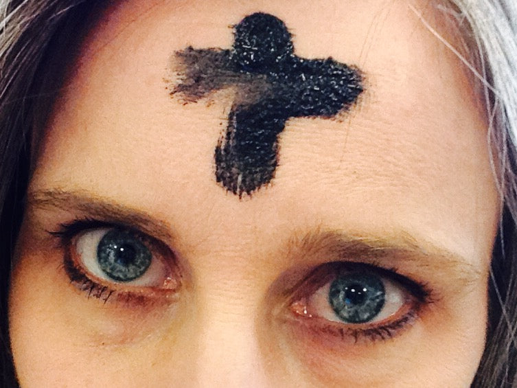Dust on Ash Wednesday