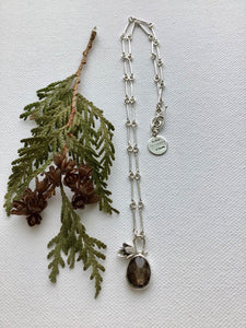 Earthy and Elegant Necklace