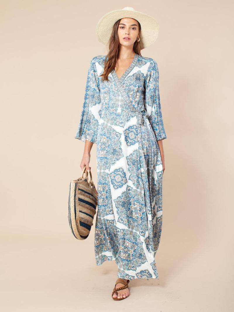 Hale Bob Long dress