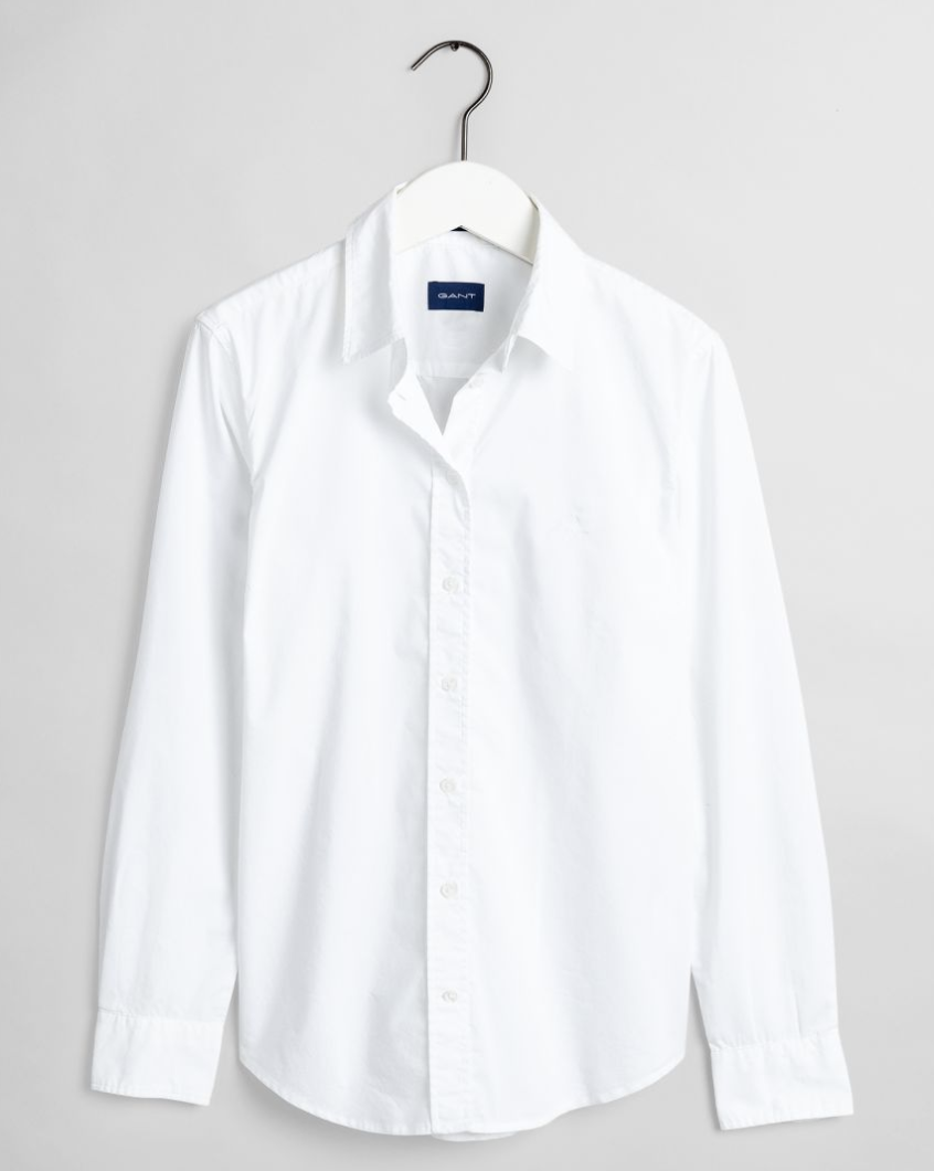 Gant - Broadcloth Solid Shirt