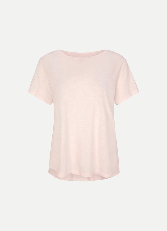 Juvia - CO Slub Shirt Pleat CB