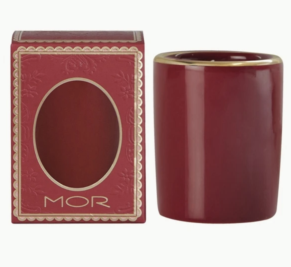 MOR - Petite candle Blood Orange