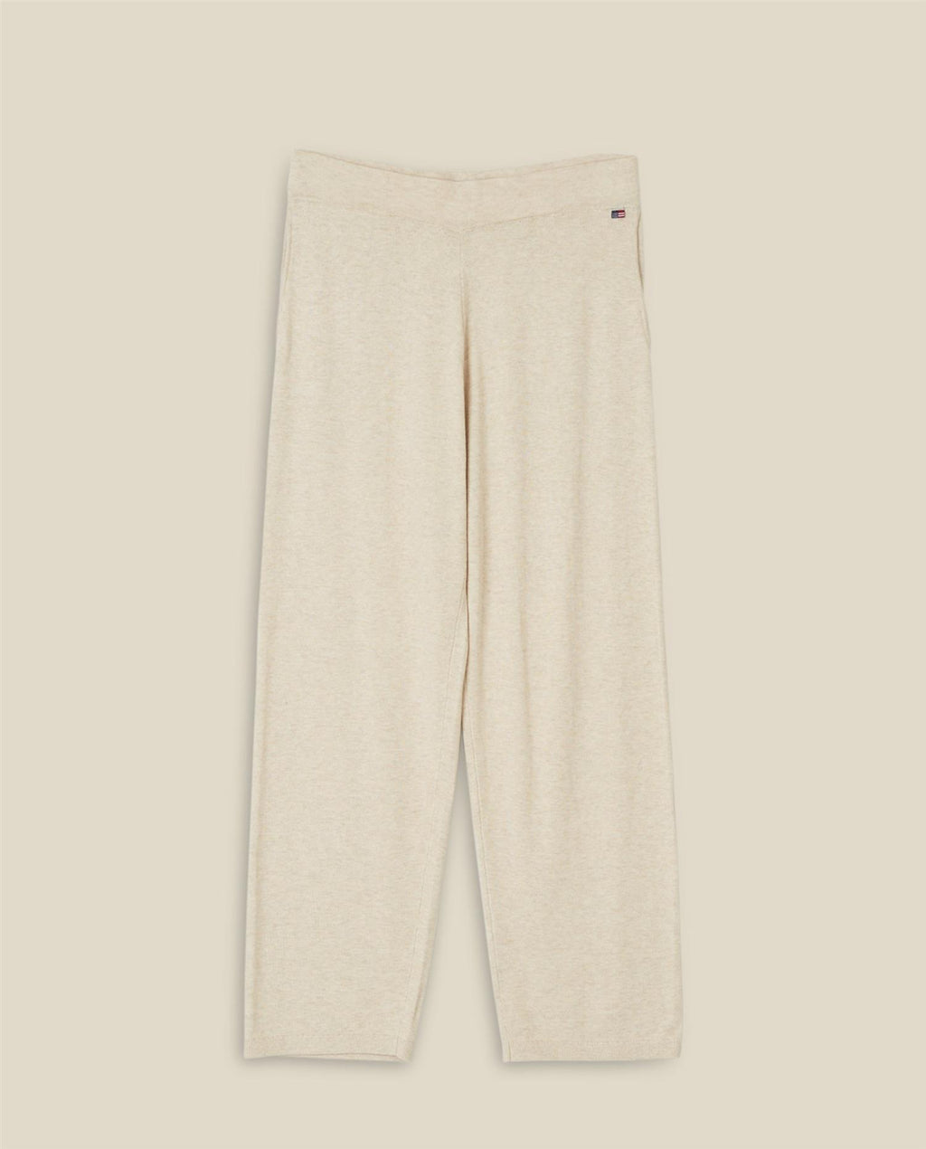 Des Organic Knitted Pants