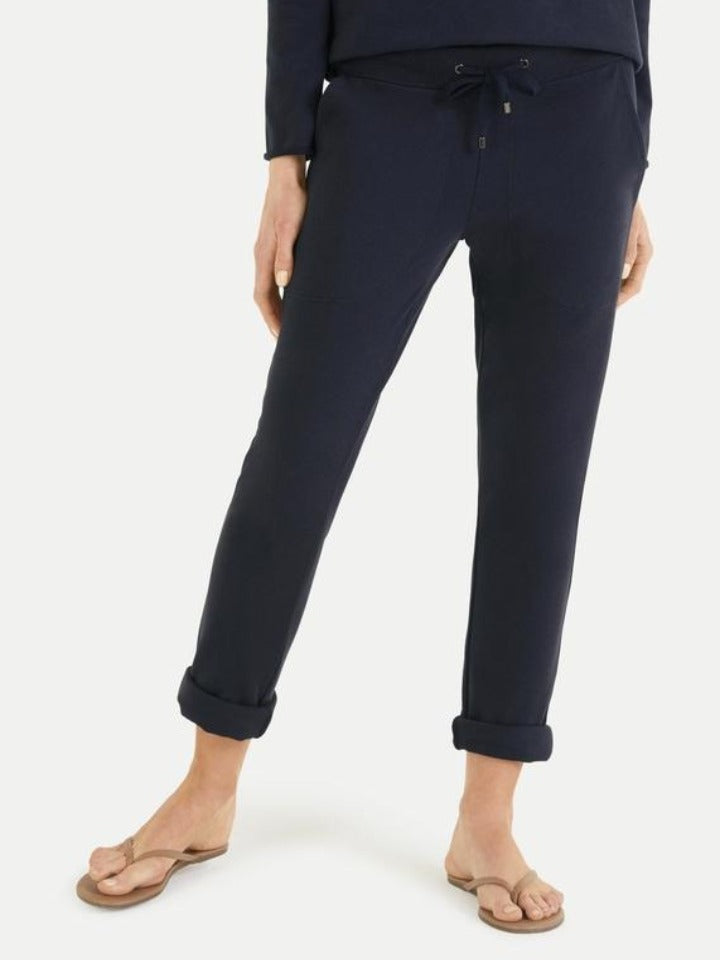 Juvia Fleece Trousers Turn-Up
