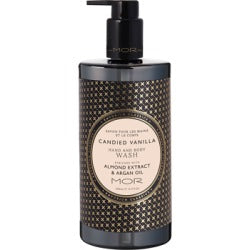 MOR - Hand & body wash vanilla