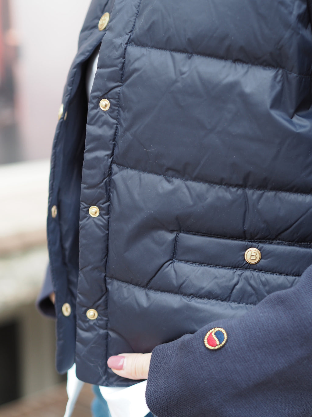 Busnel Inella Down Jacket