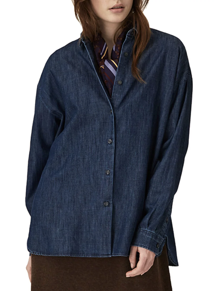 Lexington - Edith denim shirt