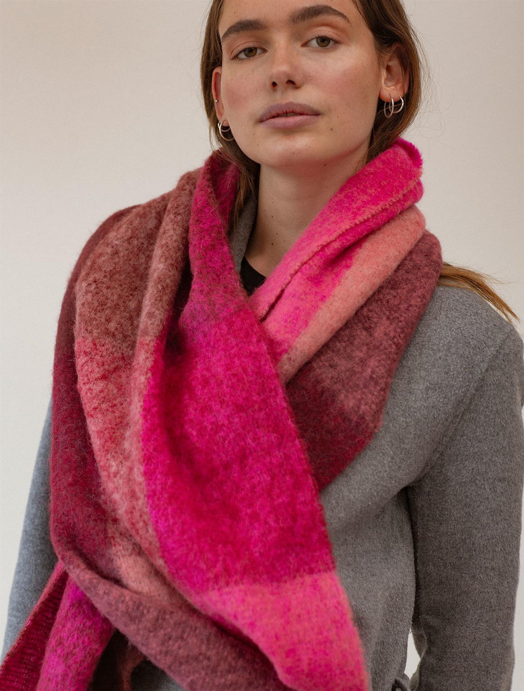 Check Ingria Scarf