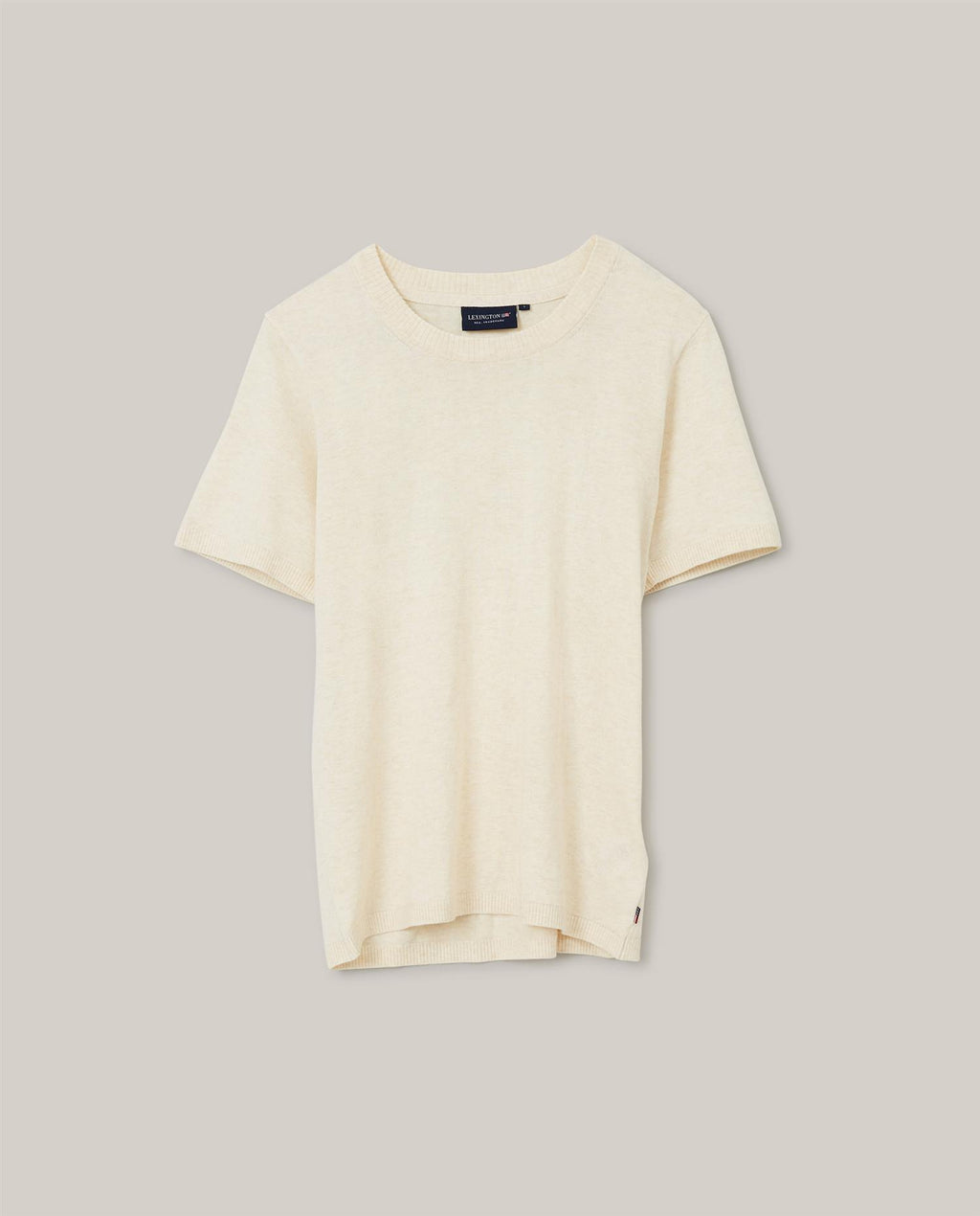 Amber Organic Knitted Tee