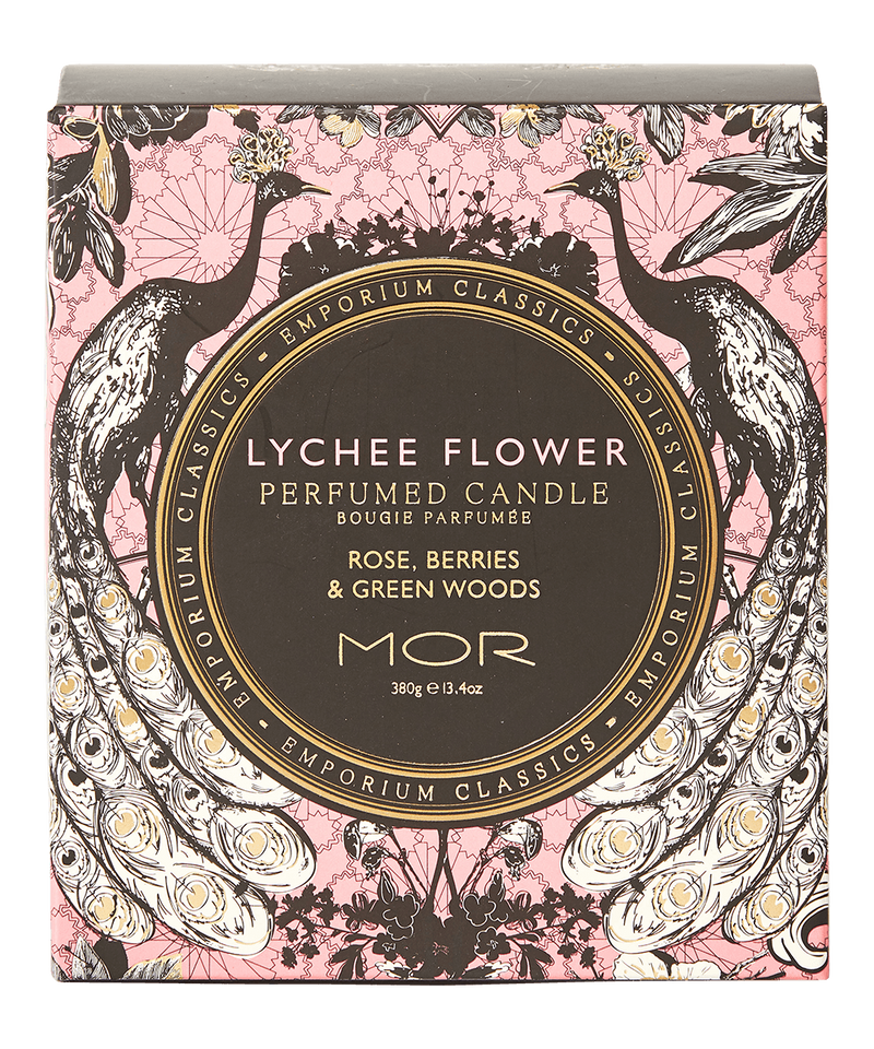 MOR - Candle Lychee Flower