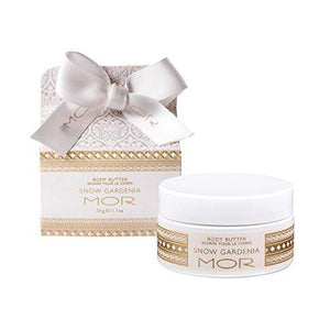 MOR - Body Butter Snow Garndenia