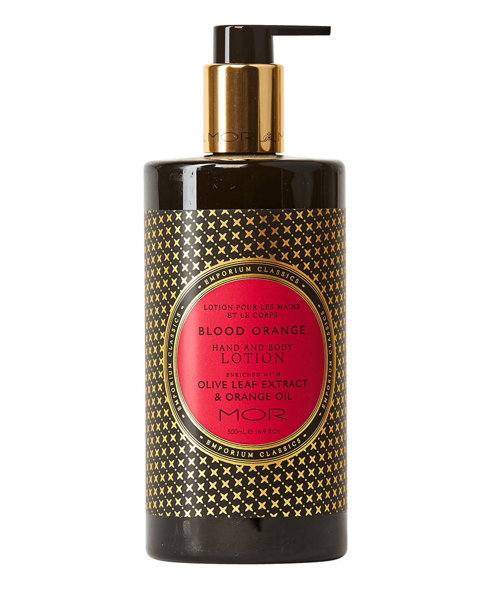 MOR - Hand & body Lotion Blood orange