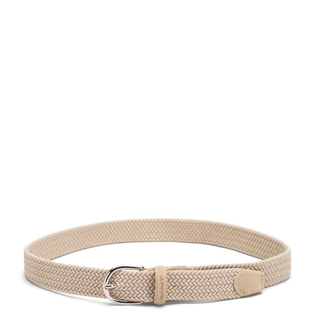 Gant Elastic braid belt