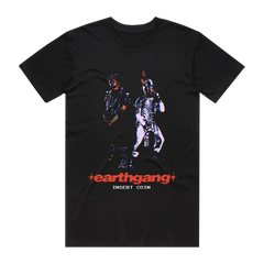 "Earthgang - video game ""insert coin"" tee"