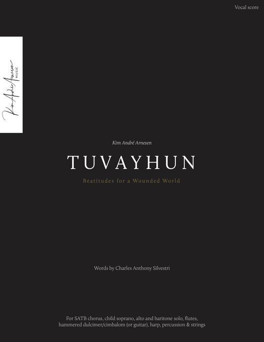 Tuvayhun - Vocal Score