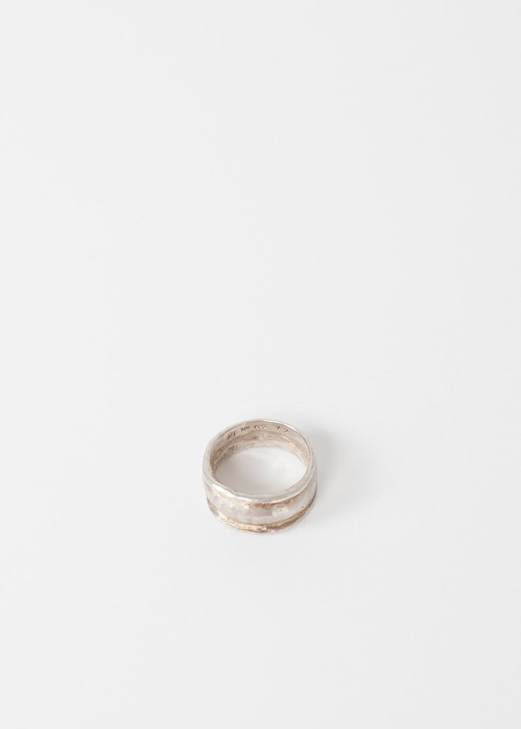 Ring 24 in Silver