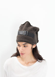 Buckle Cap in Felt
