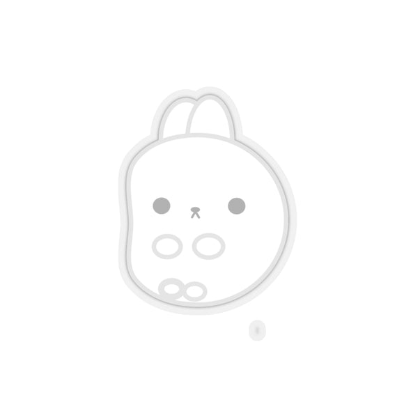 Bouncy The Bunny Stickers