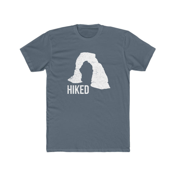 Hiked Arches Crew Tee