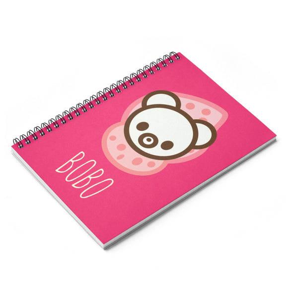 Bobo's Lovely Notebook