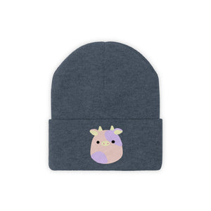 Moo The Cow Knit Beanie