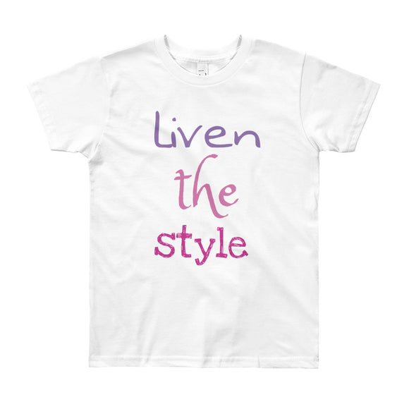 Liven The Style Sleeve T-Shirt