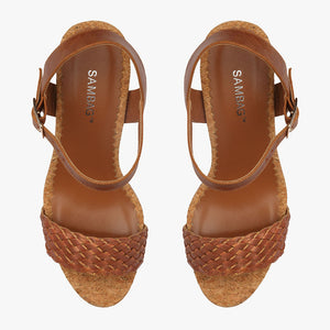 Erica Tan Leather Wedge </p>                     </div>   <!--bof Product URL --> <!--eof Product URL --> <!--bof Quantity Discounts table --> <!--eof Quantity Discounts table --> </div>                        </dd> <dt class=
