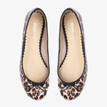 Tina Leopard Patent Leather